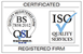 accreditations image