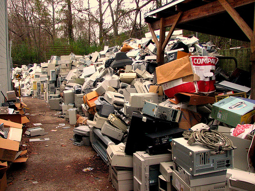 Environmentally ethical and secure IT Asset Disposal