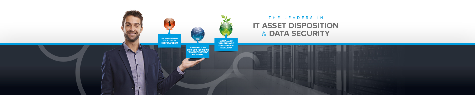 IT Project Management | IT Buy Back | Data Destruction | Asset Disposal