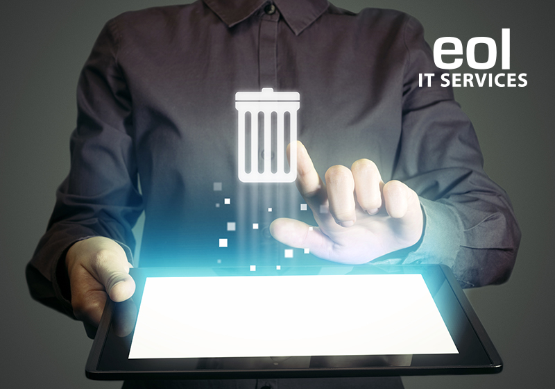 How to Dispose of a Company Computer Securely | EOL IT Services