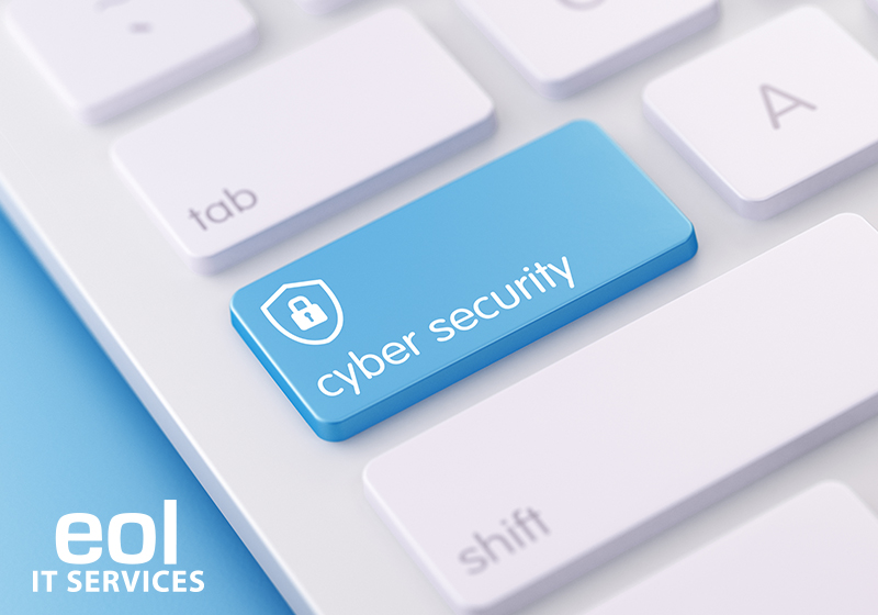 Tips for managing a high level of cyber security for your business. Keep business data secure, your network free from malware and mitigate external threats.