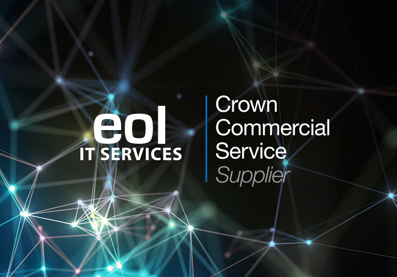 EOL has been awarded a place on the Technology Services 2 Framework Agreement. As a Crown Commercial Supplier find out more about how we can help you.