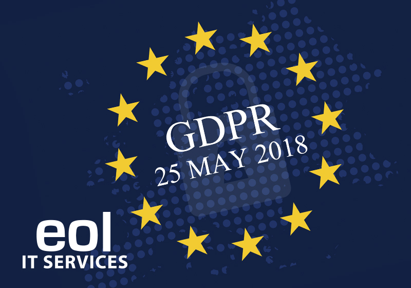 5 GDPR Requirements you need to be aware of before May 2018.