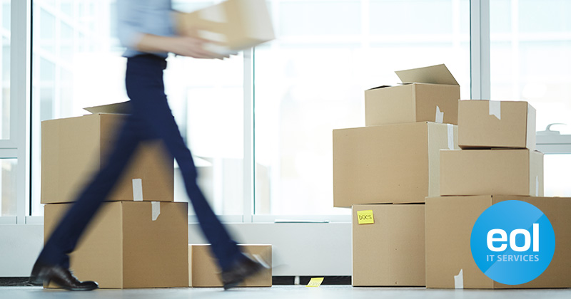How To Arrange a Secure Office Relocation