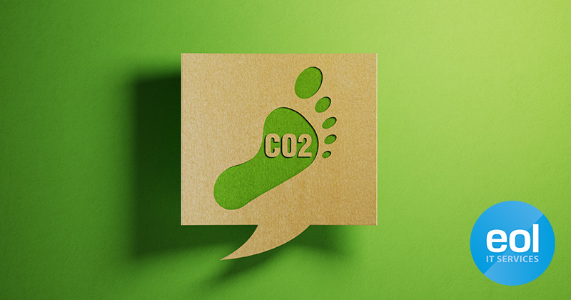 Reducing Your Company's Carbon Footprint with ITAD